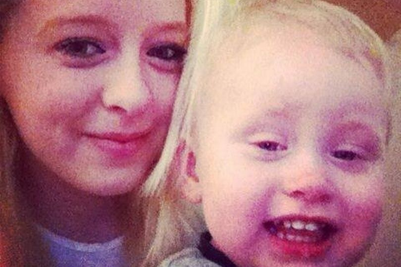 Devastated family of mum and son, 9, stabbed to death 'caring for baby found at scene'