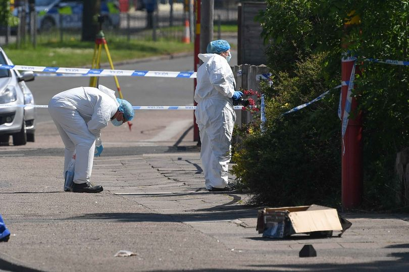 Boy, 13, arrested with five others after 'top kid', 14, stabbed to death